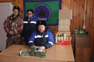 Помощь для Новороссии