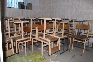 Челябинский областной казачий центр получил первую партию мебели